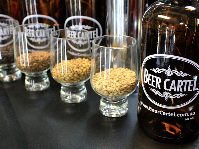 Cover Image of Beer Cartel