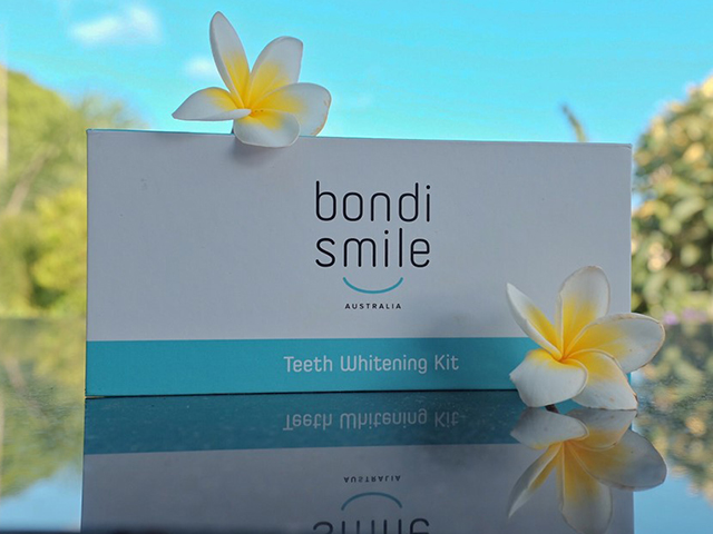 Cover Image of Bondi Smile
