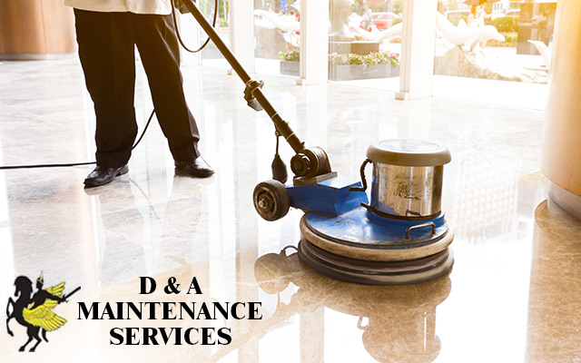 Cover Image of D & A Maintenance Services