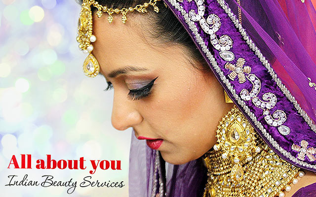 Cover Image of All About You Indian Beauty Service