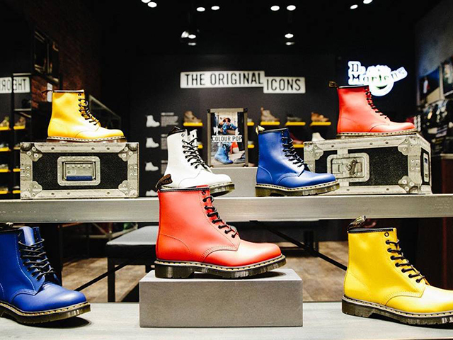 Cover Image of Dr Martens