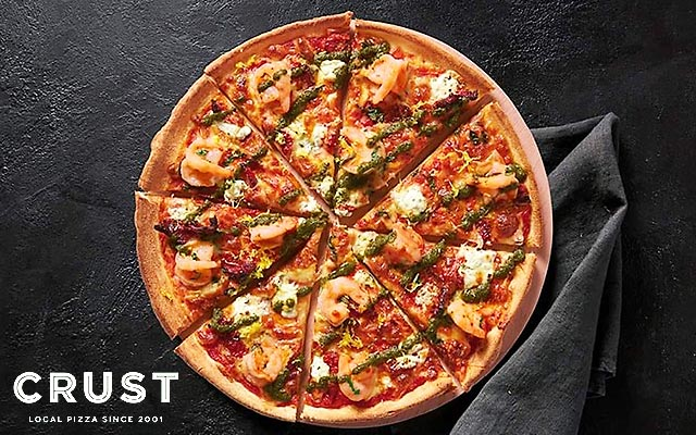 Cover Image of Crust Pizza Blacktown