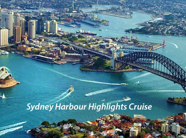 Cover Image of Sydney Harbour Highlights Cruise