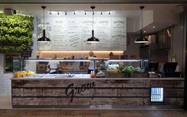 Cover Image of Grow Salad & Juice Bar